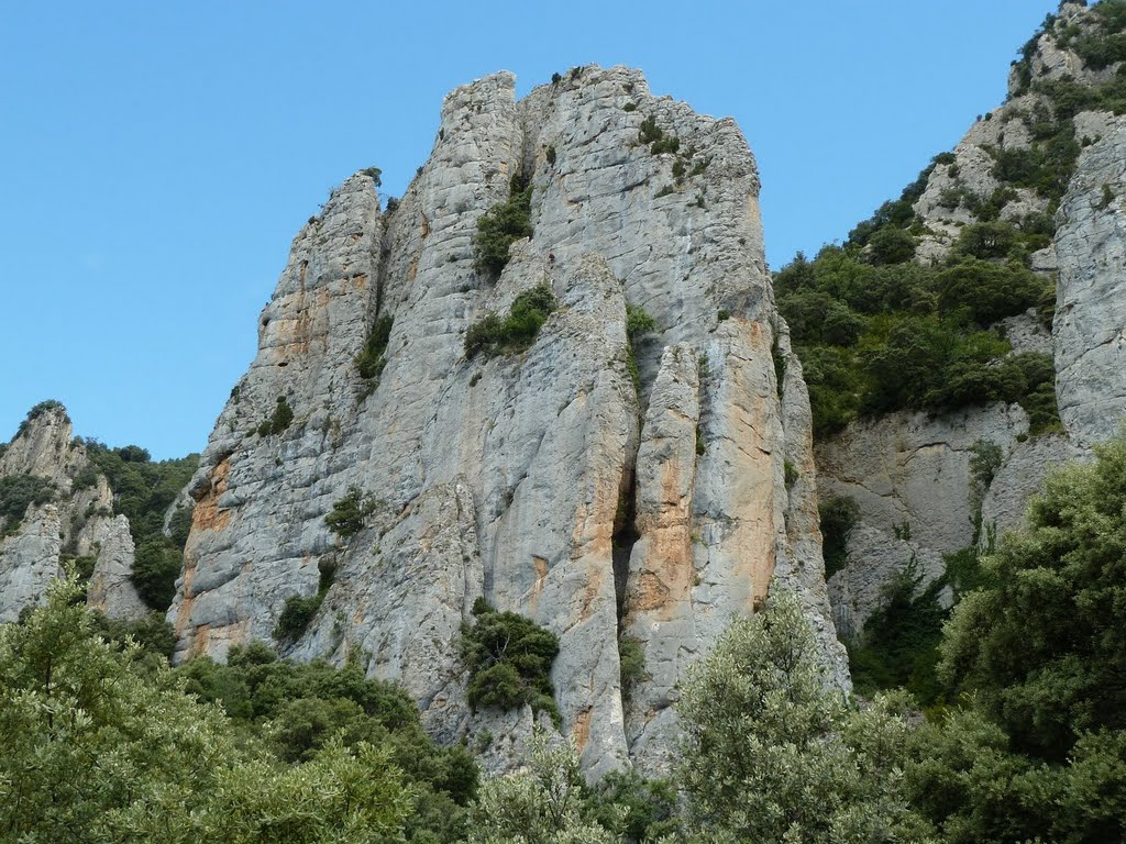 Photography of travel: Ferratas in Aragon Pyrenees. Sorrosal and Foradada del Toscar and Rodellar
